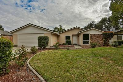 Sacramento Single Family Home For Sale: 8736 Brigham Way