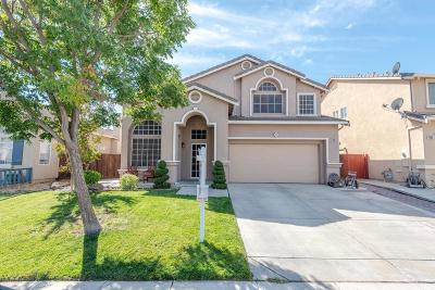 Tracy Single Family Home For Sale: 2922 Campbell Lane