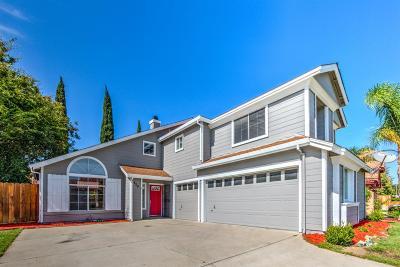 Tracy Single Family Home For Sale: 555 Alden Glen Drive