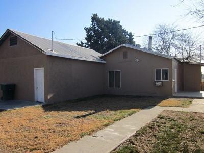 Single Family Home For Sale: 3409 Carpenter Road