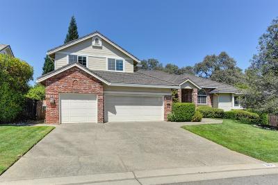 El Dorado Hills Single Family Home For Sale: 2657 Carnelian Circle