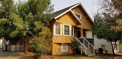 Sacramento Single Family Home For Sale: 2114 9th Street
