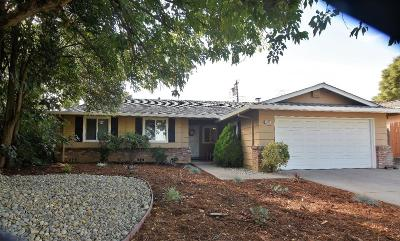 Citrus Heights Single Family Home For Sale: 6522 Greencreek Way