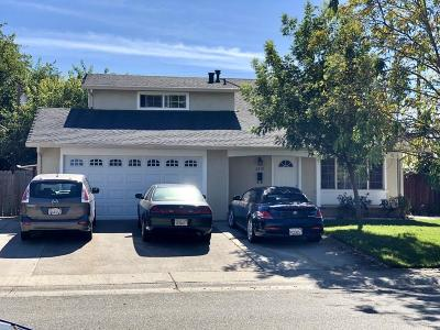 Citrus Heights Multi Family Home For Sale: 6410 Outlook Drive