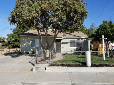 Turlock Single Family Home Contingent: 340 South West Avenue