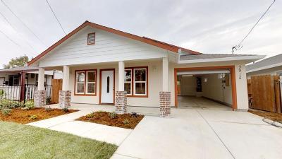 Sacramento Single Family Home For Sale: 3916 San Carlos Way