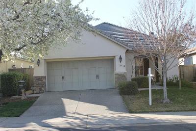 Sacramento Single Family Home For Sale: 261 Perazul Circle