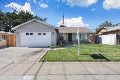 Lodi Single Family Home For Sale: 413 North Fairmont Avenue