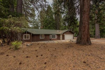 Grizzly Flats Single Family Home For Sale: 5270 Hilltop Drive
