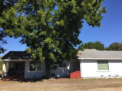 Elk Grove Single Family Home For Sale: 9469 Bradshaw Road