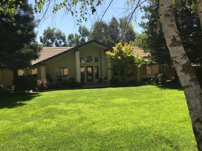 Merced Single Family Home For Sale: 1887 Farmland Avenue