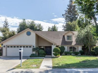 Stockton Single Family Home For Sale: 3797 Hatchers Circle