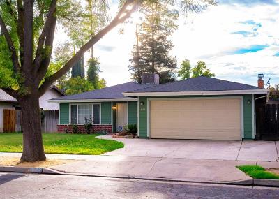 Merced Single Family Home For Sale: 3437 La Jolla Drive