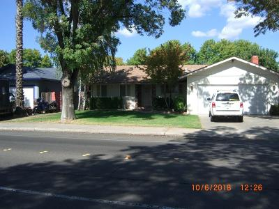 Modesto Single Family Home For Sale: 1921 East Orangeburg Avenue