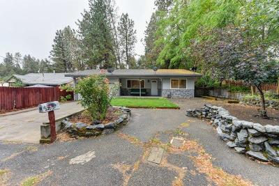 Placerville Single Family Home For Sale: 2873 Anderson Way