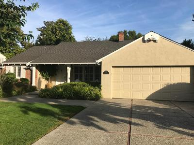 Stockton Single Family Home For Sale: 1239 West Monterey Avenue