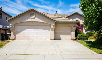 Elk Grove Single Family Home For Sale: 9609 Hickory Rail Way