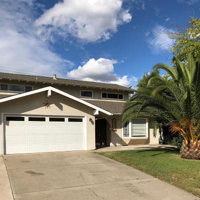 Carmichael Single Family Home For Sale: 6357 Meadowvista Drive