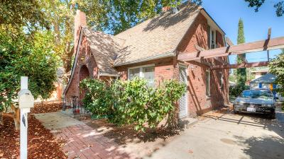 Single Family Home For Sale: 630 Sacramento Avenue