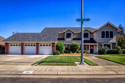 Manteca Single Family Home Contingent: 896 Shadowbrook Lane