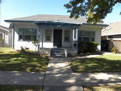 Sacramento Multi Family Home For Sale: 4536 55th Street