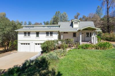 Placerville CA Single Family Home For Sale: $482,000