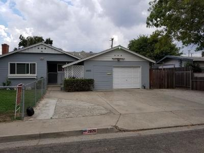 Turlock Single Family Home For Sale: 2020 Tokay Avenue
