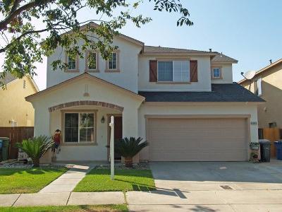 Turlock Single Family Home For Sale: 4203 Montara Drive