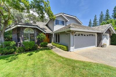 Rancho Murieta Single Family Home For Sale: 6620 Rio Oso Drive