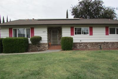 East Nicolaus, Live Oak, Meridian, Nicolaus, Pleasant Grove, Rio Oso, Sutter, Yuba City Single Family Home For Sale: 659 Darrough Drive