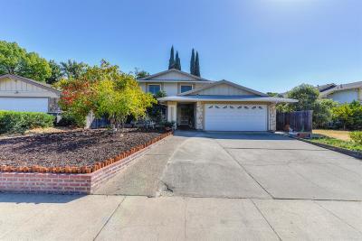Sacramento Single Family Home For Sale: 9860 Bexley Drive