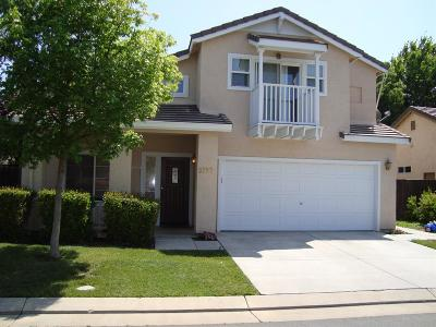 Stockton Single Family Home For Sale: 3287 Amberfield Circle