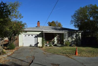 Stockton Multi Family Home For Sale: 1545 East 6th Street