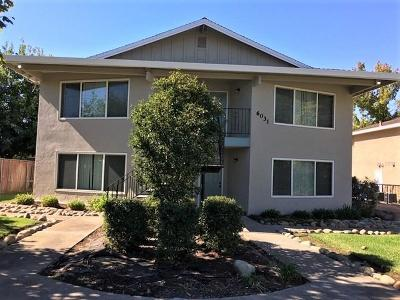 Carmichael Multi Family Home For Sale: 6031 Northcrest