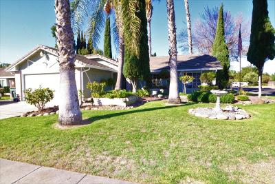 Ceres Single Family Home For Sale: 3301 Soda Canyon Drive