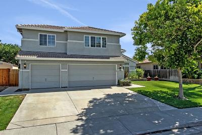 Tracy Single Family Home For Sale: 2323 Gretchen Elizabeth Court