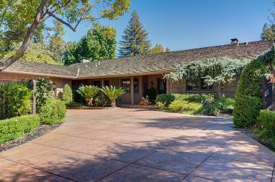 Sacramento County Single Family Home For Sale: 3407 Sierra Oaks Drive