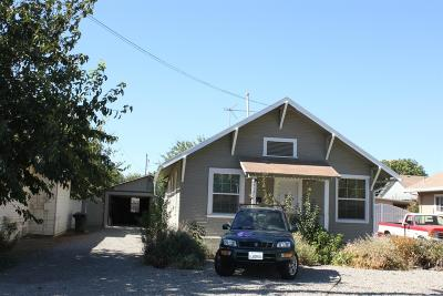 Newman Single Family Home For Sale: 939 Fig
