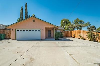 Hilmar Single Family Home For Sale: 7605 Lander Avenue