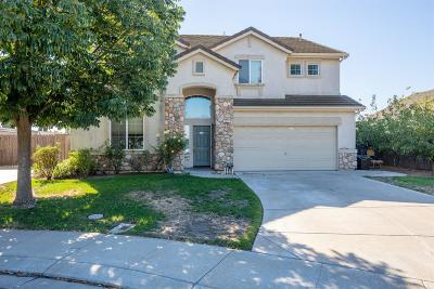 Modesto Single Family Home For Sale: 512 Collection