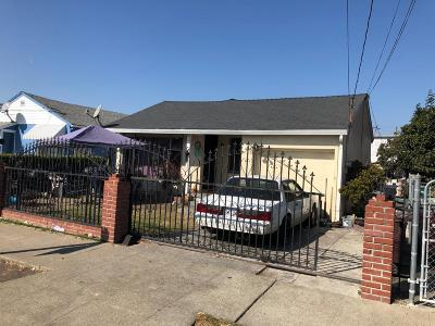 Oakland Single Family Home For Sale: 951 88th Ave