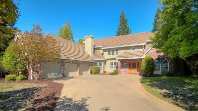 Fair Oaks CA Single Family Home For Sale: $719,000