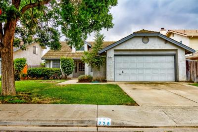 Patterson Single Family Home For Sale: 728 Kinshire Way