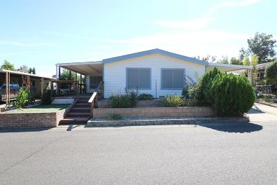 Citrus Heights Mobile/Manufactured For Sale: 6112 Meiggs Court