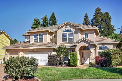 Elk Grove Single Family Home For Sale: 8757 Tom Thumb Court