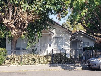 West Sacramento Multi Family Home For Sale: 608 California Street
