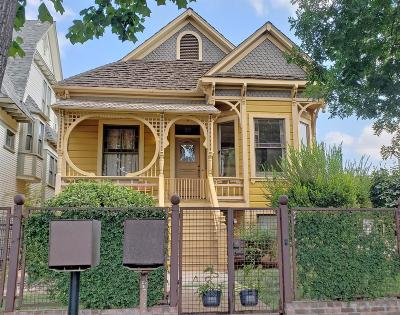 Sacramento Single Family Home For Sale: 1117 F Street