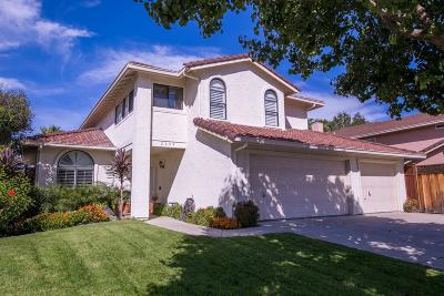 Tracy Single Family Home For Sale: 2255 Foothill Ranch Drive