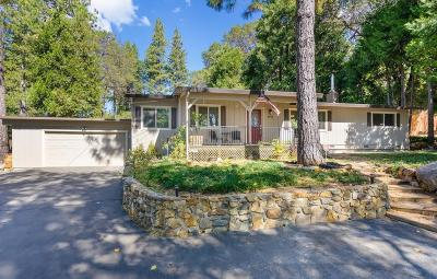 El Dorado County Single Family Home For Sale: 3943 Valley Vista Drive
