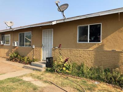 Modesto Multi Family Home For Sale: 1700 Midway Avenue
